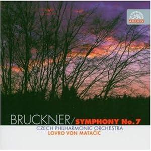 ブルックナー:交響曲第7番ホ長調  (Bruckner,A.  Symphony No. 7 in E major/L. v. Matacic/CPO)