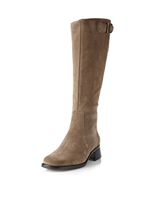 La Canadienne Women's Rickie Winter Boot (Stone Suede)