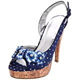 Liliana Flirt-36 Platform Sandal