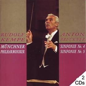 Sinfonie Nr.4, Es-Dur - Dirigent: Rudolf Kempe