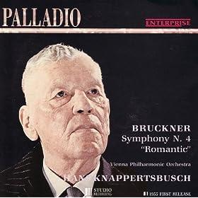 """Bruckner: Symphony, No.5, """"Romantic"""""""