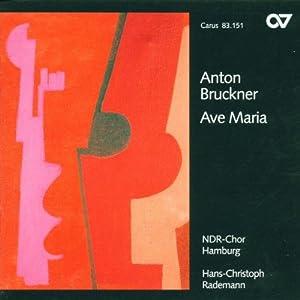 Bruckner: Ave Maria