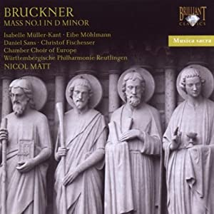 Bruckner - Mass No 1 in D Minor