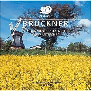 Bruckner: Symphony No.4 'Romantic' [Germany]