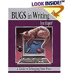 Lyn Dupre: Bugs in Writing