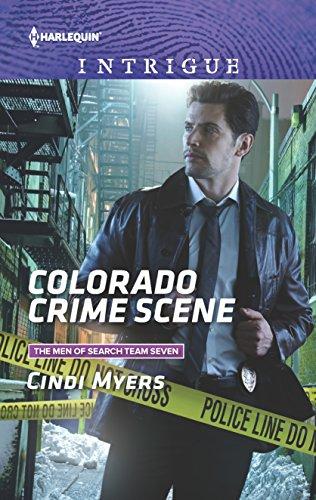 Colorado Crime Scene (The Men of Search Team Seven) Cindi Myers