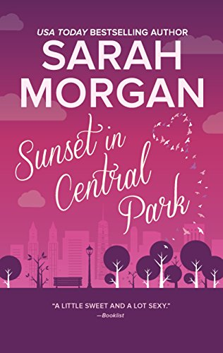 Sunset in Central Park (Hqn) Sarah Morgan