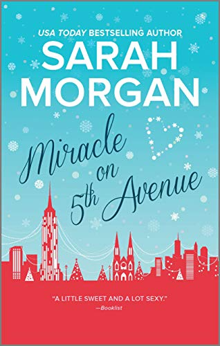 Miracle on 5th Avenue (Hqn) Sarah Morgan