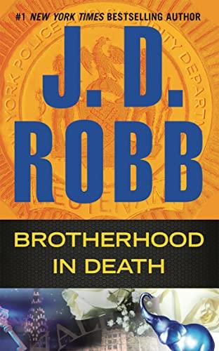 Brotherhood in Death J. D. Robb