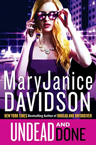Undead and Done (Queen Betsy) MaryJanice Davidson
