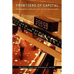 Frontiers of Capital