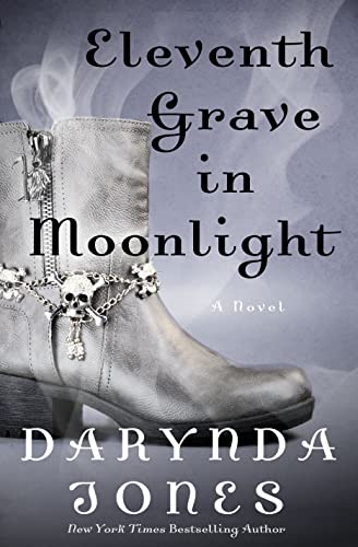Eleventh Grave in Moonlight Darynda Jones