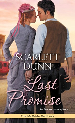 Last Promise (The McBride Brothers) Scarlett Dunn