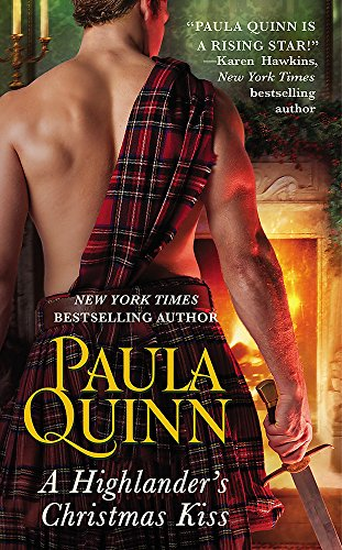 A Highlander's Christmas Kiss (Highland Heirs) Paula Quinn