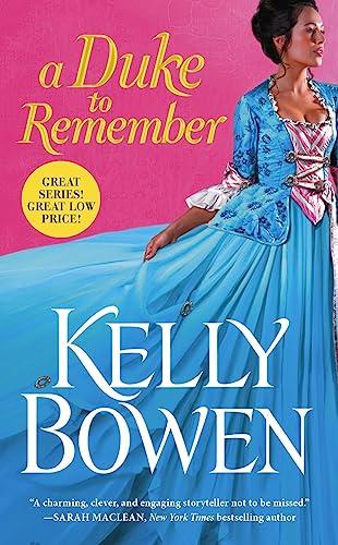 A Duke to Remember (A Season for Scandal) Kelly Bowen