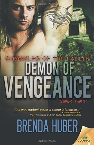 Demon of Vengeance Brenda Huber