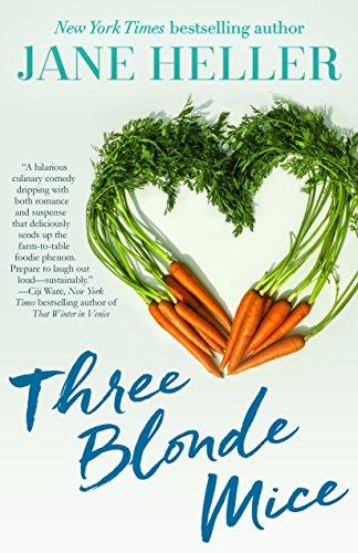 Three Blonde Mice Jane Heller