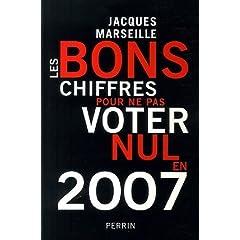 Les bons chiffres de Jacques Marseille