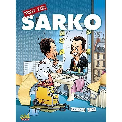 O álbum de Sarkozy...