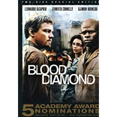 Blood Diamond Box Art