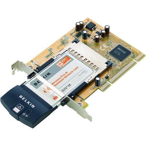 Belkin Wireless Pre-N network card