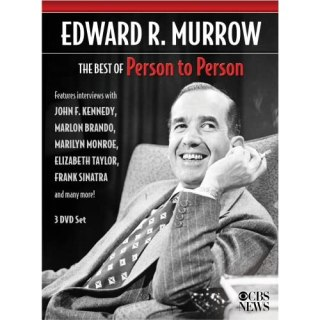 Edward R. Murrow: Best of Person to Person Box Art