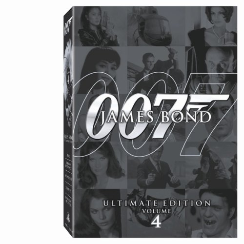 James Bond Ultimate Edition, Vol. 4 - Box Art