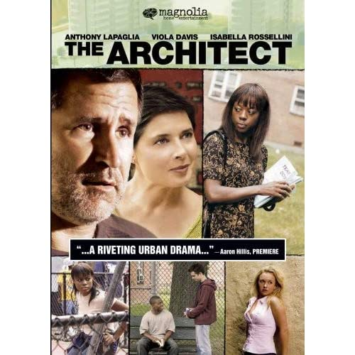 The Architect Box Art