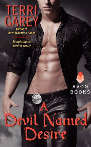 A Devil Named Desire Terri Garey