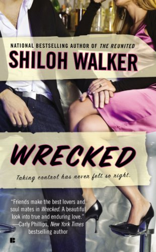 Wrecked (A Barnes Brothers novel) Shiloh Walker
