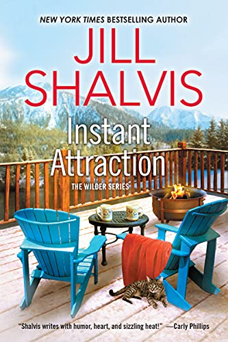 Instant Attraction (Wilder Book 1) Jill Shalvis