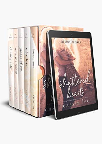 Shattered Hearts: The Complete Series Cassia Leo