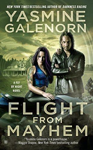 Flight From Mayhem Yasmine Galenorn