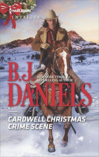 Cardwell Christmas Crime Scene (Cardwell Cousins) B. J. Daniels