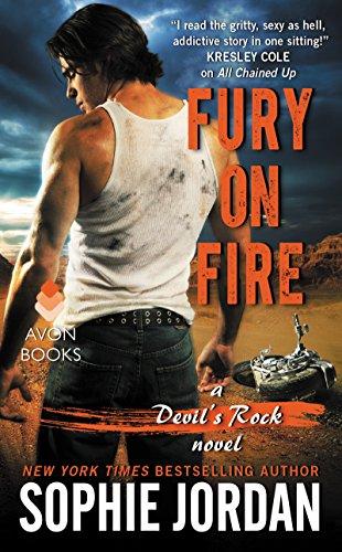 Fury on Fire Sophie Jordan