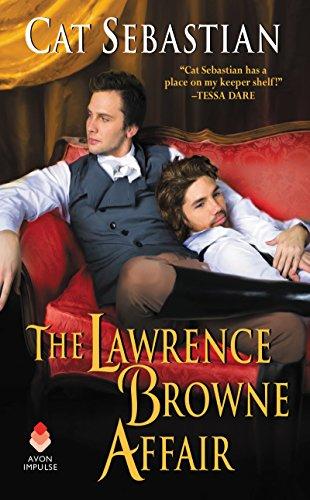 The Lawrence Browne Affair Sebastian, Cat