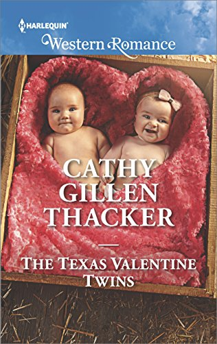 The Texas Valentine Twins (Texas Legacies: The Lockharts) Thacker, Cathy Gillen