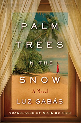 Palm Trees in the Snow Luz Gabás