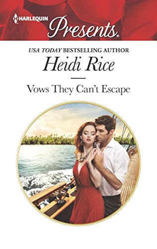 Vows They Can't Escape Heidi Rice
