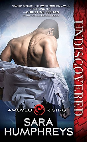 Undiscovered (Amoveo Rising Book 1) Humphreys, Sara