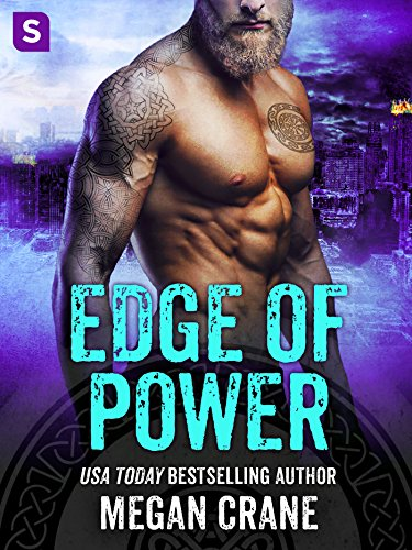 Edge of Power: (Viking Dystopian Romance) Crane, Megan
