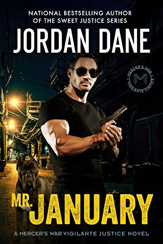 Mr. January: Mercer's War Book 1 Dane, Jordan