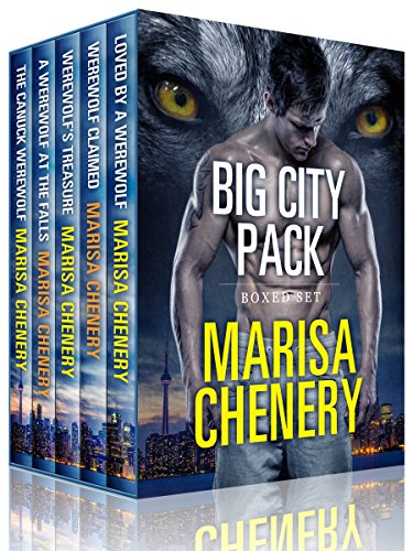 Big City Pack Boxed Set Chenery, Marisa