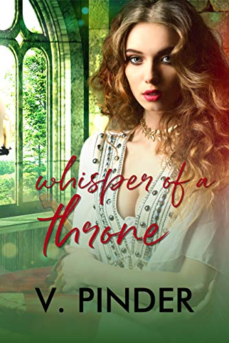 Whispers of a Throne Victoria Pinder