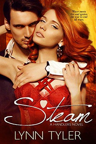 Steam (Handlers Book 1) Tyler, Lynn