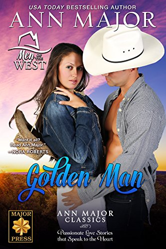 Golden Man (Men of the West) Ann Major
