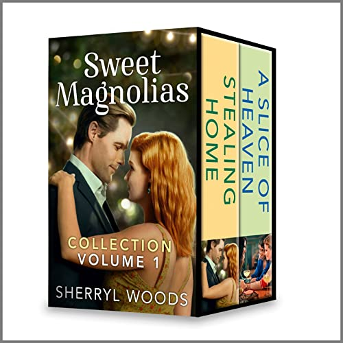 Sweet Magnolias Collection Volume 1: Stealing Home\A Slice of Heaven Sherryl Woods