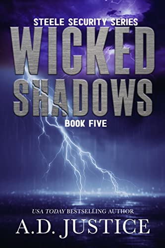 Wicked Shadows A. D. Justice