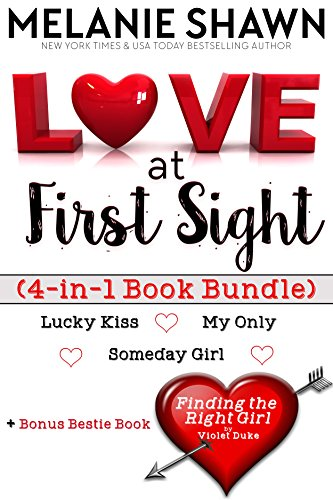 Love at First Sight: 4-In-1 Book Bundle Unknown