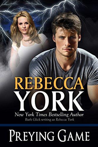 Preying Game (Decorah Security Series, Book #15): A Paranormal Romantic Suspense Novel York, Rebecca